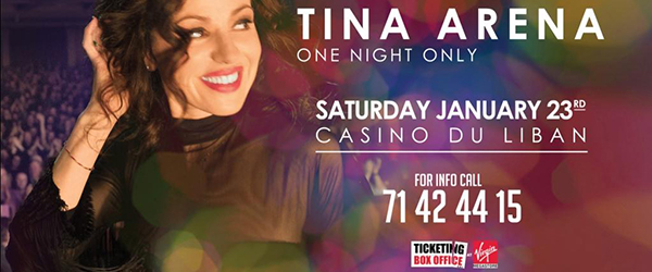 Tina Arena: One Night Only